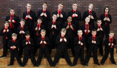 Heartbreaker group photo, Northland School of Dance