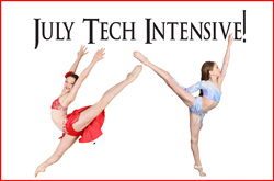 July Dance Technique Intensive