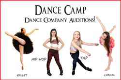 Summer Dance Camp, Champlin, MN