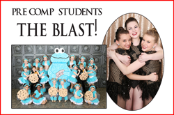 Summer Dance Camp for Pre-Competition Level