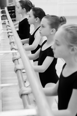 Classic Ballet training is the foundation for all forms of dance