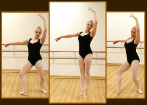 C is for Chasse - Dance Terminology A - Z