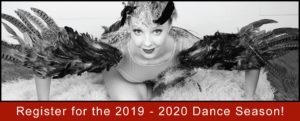 Register for the 2019 - 2020 Dance Season