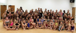 Summer Dance Camp - Competition Level