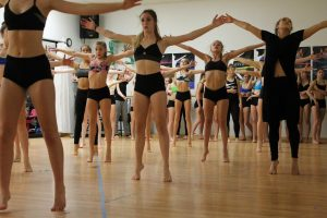 Mia Michael's Master Class Northland School of Dance