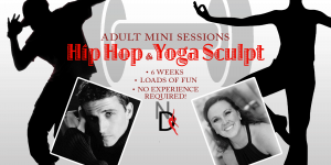 Kickstart your fitness with FUN adult Mini-Sessions!