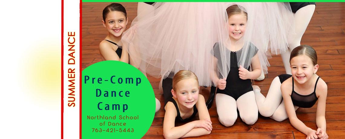 Pre-Comp Dance Camp