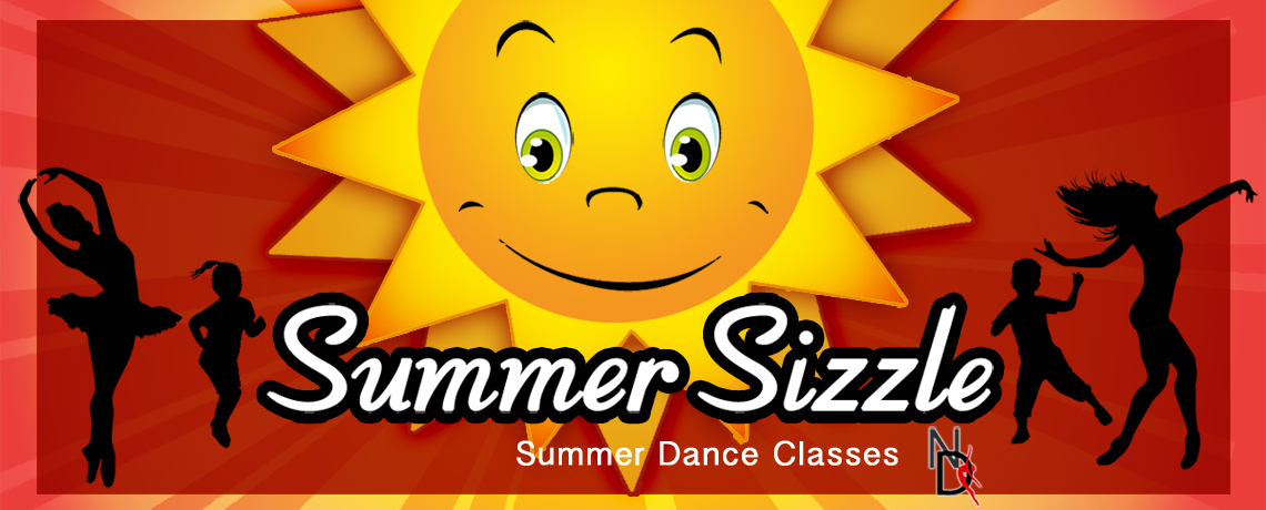 Summer Sizzle – Summer Dance Classes