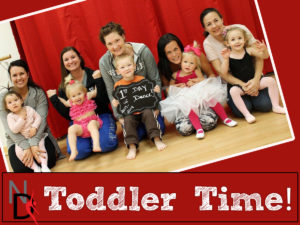 Toddler Time - August Session! Ages 18m - 3yrs olds @ Northland School of Dance