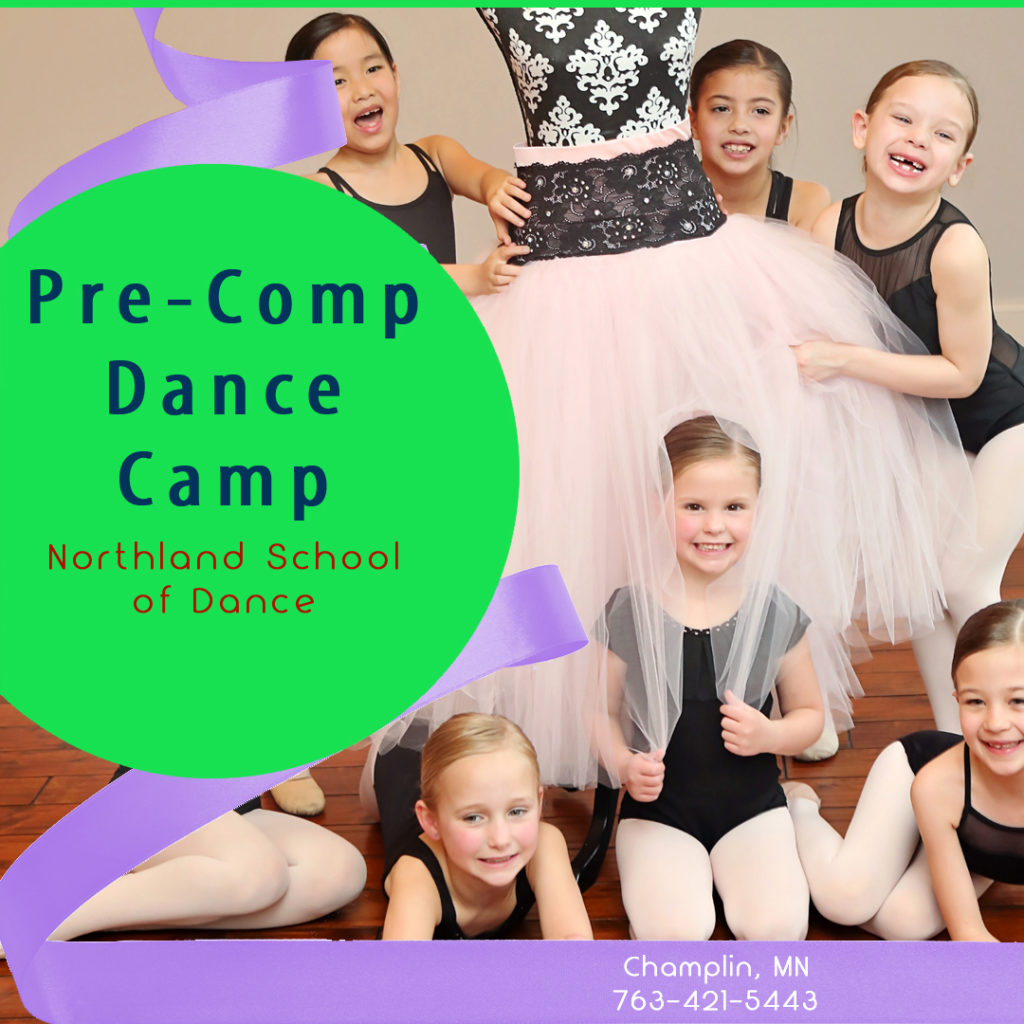 Summer Dance Camp Champlin MN Competition Prep Camp