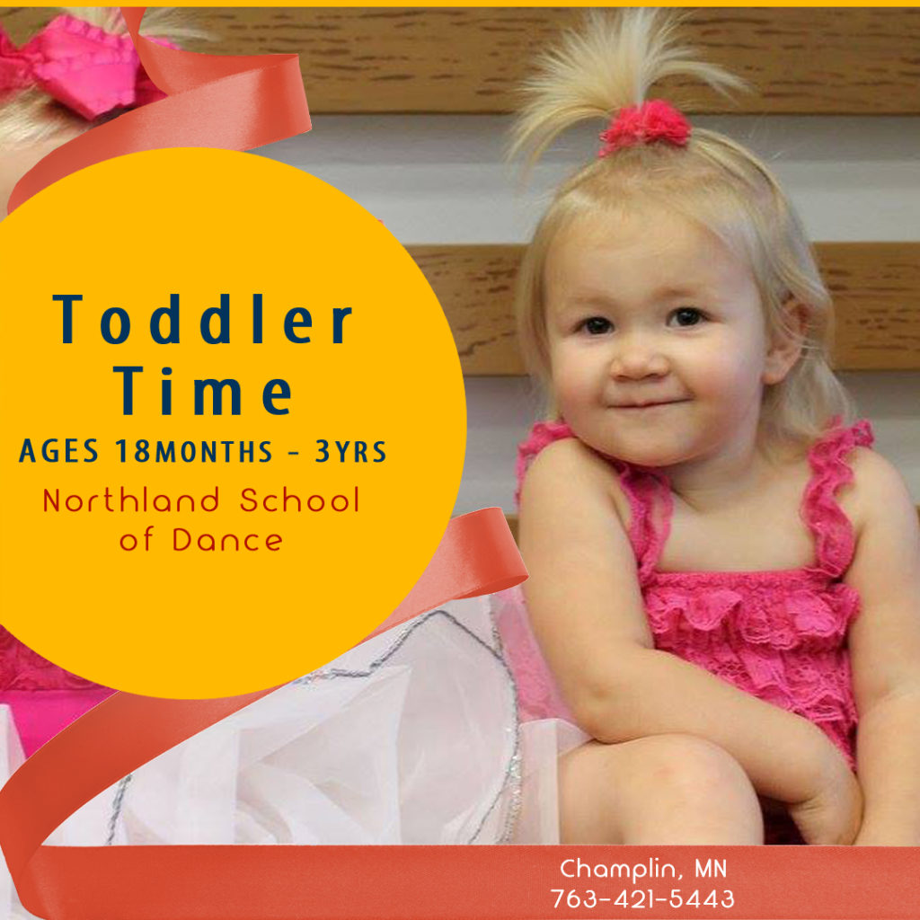 Summer Dance Champlin MN Ages 18m to 3yrs Toddler Time