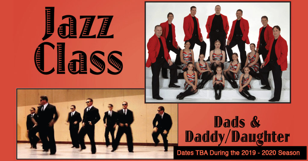 Dads Groups and Daddy-Daughter Dance classes