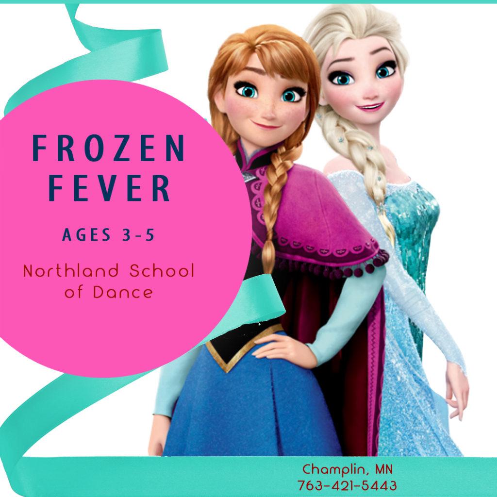 Summer Dance Champlin MN Ages 3-5 Frozen Fever