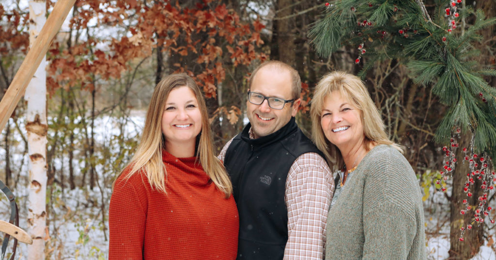 Ashley and Derek Rosstedt and Barb Larson, Owners, Northland School of Dance