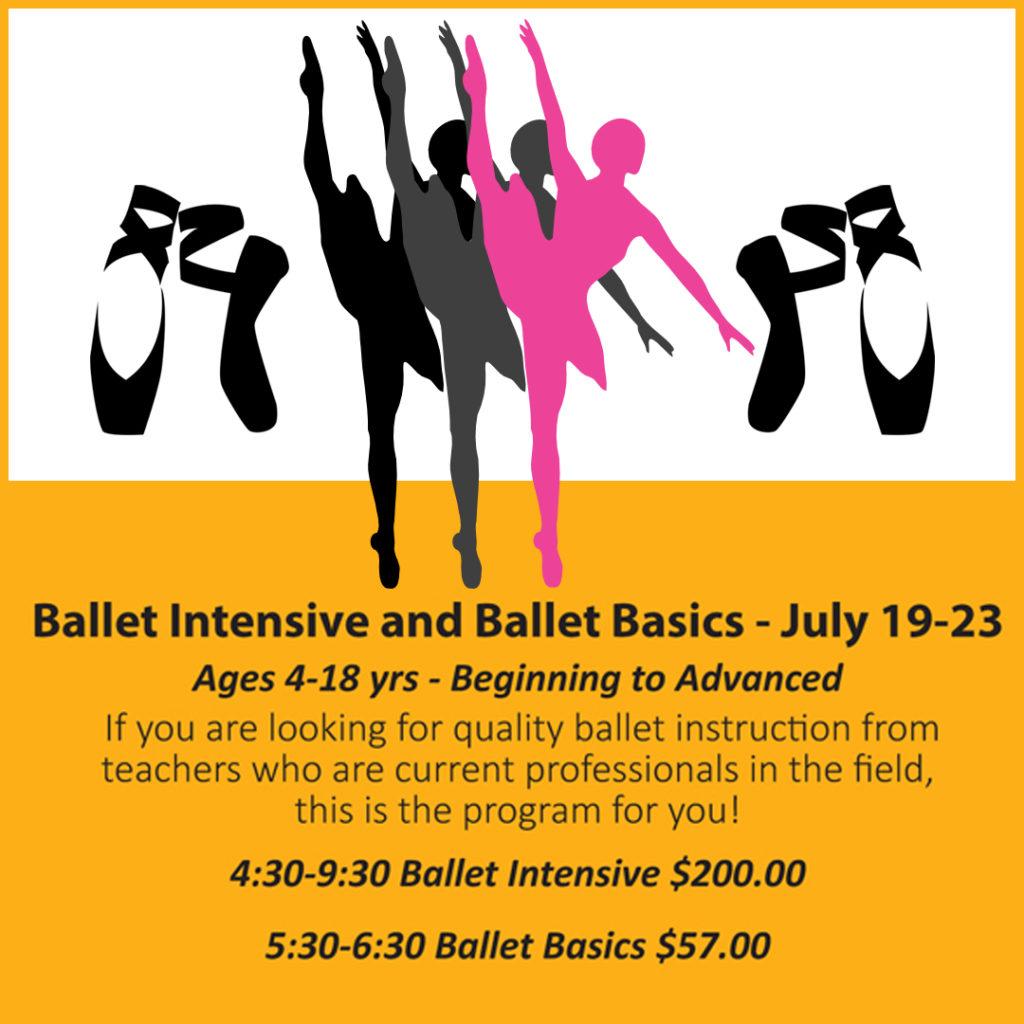 ballet intensive