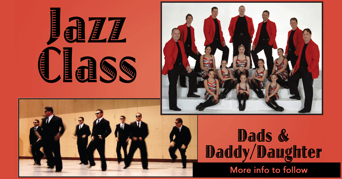 daddy daughter dance classes at Northland School of Dance